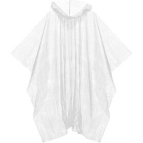 CAMPZ Emergency Poncho, transparent